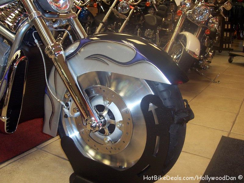 Here are a variety of custom paint jobs that we did for customers Gas Tanks.