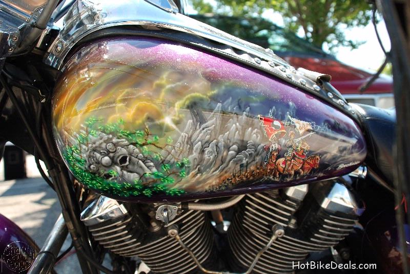 Gorgeous weather and lots of beautiful bikes.  Feel free to contact me for full size high res photos.    chadscapture@sbcglobal.net  I hope everyone had a great time at the show and I hope to see everyone there again on 7/24/10.