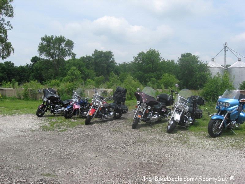 Freedom Ride, marseilles, il, Harley Davidson, Sportster, Big Boy, Lo Boy.