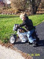 Blakes New Bike!