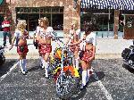 Tilted Kilt Bike Show 7-18-2009