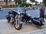 Bike Show at Lisle Heritage Harley Davidson