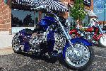 Tilted Kilt Bike Show 08-15-09