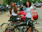 Various bikes