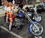 Third Tiltedd Kilt Bike Show 9-19-09
