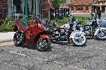 First Tilted Kilt Bike Show May 29 2010