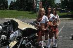 First Tilted Kilt Bike Show May 29 2010
