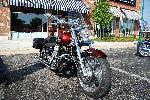Tilted Kilt Bike Show 09-19-09
