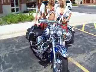 American Made Class winner - 2nd Tilted Kilt Bike show  from:DotComd