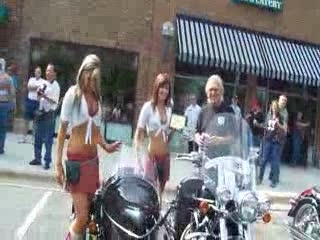 Add Comment To: Tilted Kilt Bike show Cruiser winner