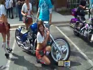Add Comment To: Honda VTX Best Chopper Award Titled Kilt Bike Show