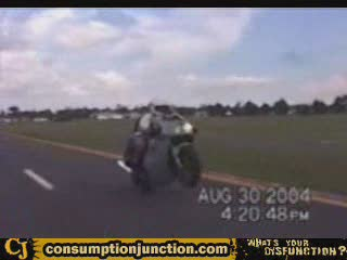 Don't do a wheelie with your girl on the back from:DotComd